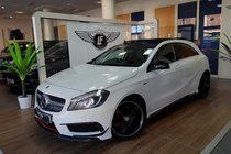 Mercedes A Class A250 BLUEEFFICIENCY ENGINEERED BY AMG