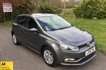 Volkswagen Polo SE TSI FULL VW SERVICE HISTORY BLUETOOTH DAB RADIO AIR CON