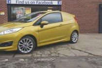 Ford Fiesta SPORT TDCI BUY ZERO DEPOSIT & ONLY £40 A WEEK T&C APPLY