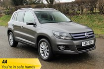 Volkswagen Tiguan 2.0 TDI BlueMotion Tech SE 4WD