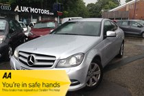 Mercedes C Class C220 CDI EXECUTIVE SE