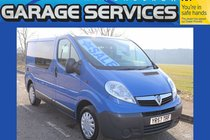 Vauxhall Vivaro ideal day van excellent condition **no vat**