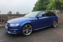 Audi A4 Avant 3.0 TDI Black Edition Plus Avant S Tronic Quattro