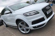 Audi Q7 3.0 TDI QUATTRO S LINE PLUS