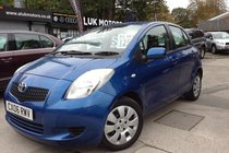Toyota Yaris VVTI T3 Well maintained, Electric Blue metallic!!!