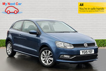 Volkswagen Polo BlueMotion Tech SE (s/s) JUST BEEN SERVICED
