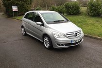 Mercedes B Class B180 CDI SE COMPREHENSIVE SERVICE HISTORY AIR CONDIIONING AUTOMATIC