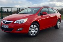 Vauxhall Astra EXCLUSIV 1.7 CDTI ECOFLEX