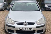 Volkswagen Golf S TDI (105BHP)