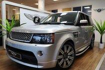 Land Rover Range Rover Sport SDV6 AUTOBIOGRAPHY SPORT