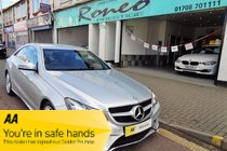 Mercedes E Class E250 CDI AMG SPORT STUNNING CAR 1 PREVIOUS KEEPER