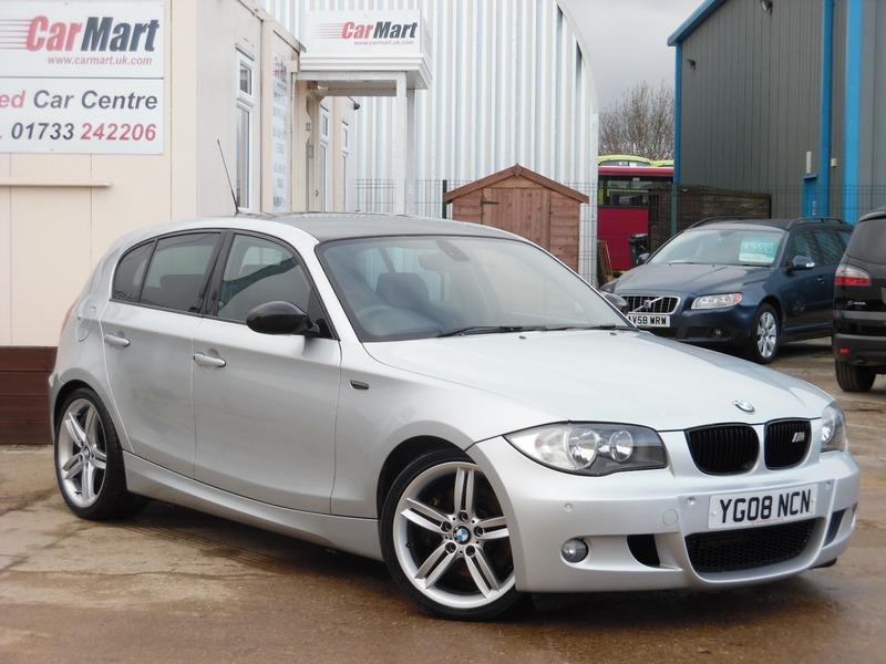 BMW 1 SERIES 123d M SPORT | Car Mart