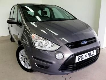 Ford S-Max 1.6TDCI ZETEC 115PS