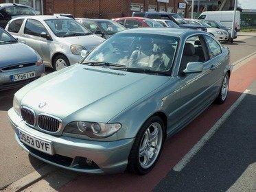 BMW 3 SERIES 325Ci SPORT