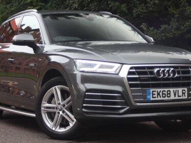 Audi Q5 TDI QUATTRO S LINE