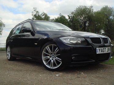 BMW 320 320d M SPORT TOURING