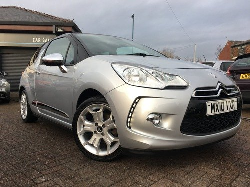 Citroen DS3 1.6 16V THP DSPORT 150HP