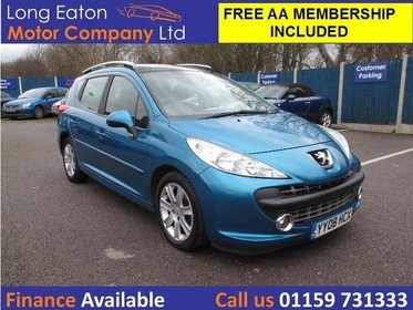 Peugeot 207 1.6 HDI 110 SPORT (FULL SERVICE HISTORY)