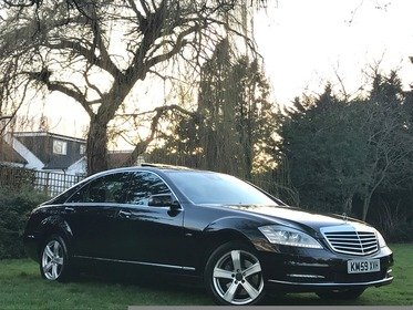 Mercedes S Class 3.0 S 350 CDI BLUEEFFICIENCY AUTO
