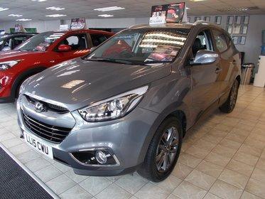 Hyundai IX35 CRDI SE NAV