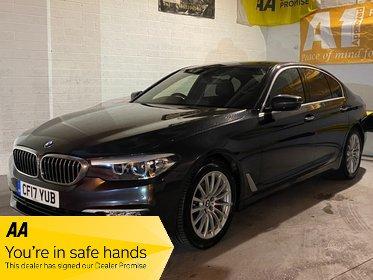 BMW 5 SERIES 520d SE EFFICIENTDYNAMICS
