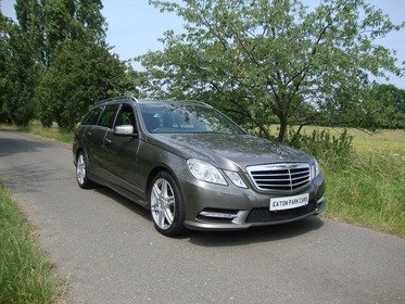 Mercedes E Class 2.1 E 220 CDI BLUEEFFICIENCY SPORT