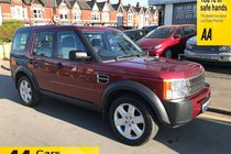 Land Rover Discovery TDV6 5 SEATS