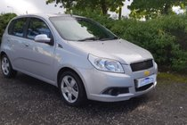 Chevrolet Aveo LS A Nice Car  1 Yrs Mot + Fully Serviced + Warranted + AA