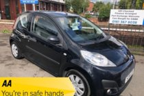Peugeot 107 ACTIVE/ FREE ROAD TAX /4 SERVICES/ 2 OWNERS