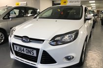 Ford Focus Zetec 1.0T 100PS EcoBoost