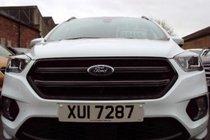 Ford Kuga 2.0 ST-LINE 2WD TDCI 150 6SP SAT NAV APP PACK