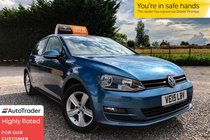 Volkswagen Golf MATCH TDI BLUEMOTION TECHNOLOGY DSG