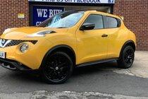 Nissan Juke ACENTA DCI *BUY ZERO DEPOSIT & ONLY £46 A WEEK T&C APPLY