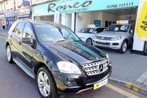 Mercedes M Class ML300 CDI BLUEEFFICIENCY SPORT, AUTO, SUPERB EXAMPLE !!