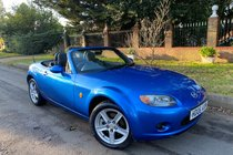 Mazda MX5 HEATED LEATHER 2 OWNERS AIR CON