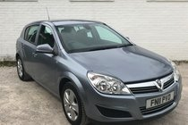 Vauxhall Astra 1.6 i Active Plus 5dr 1 FORMER KEEPER , FULL HISTORY