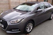 Hyundai I40 CRDI SE NAV BUSINESS BLUE DRIVE LEATHER NAV