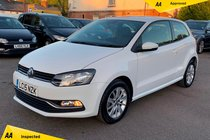 Volkswagen Polo 1.0 TSI BlueMotion Tech SE (s/s) 3dr