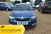 Skoda Rapid SPACEBACK SE TECH TDI DSG