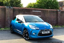 Citroen DS3 1.6 VTi DStyle Plus Hatchback 3dr Petrol Manual