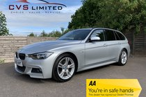 BMW 3 SERIES 328i M Sport Touring (s/s) Auto 5dr