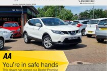 Nissan Qashqai DCI ACENTA SMART VISION