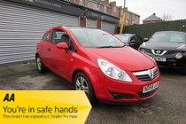 Vauxhall Corsa BREEZE PLUS 1 OWNER ! FULL SERVICE HISTORY ! PAN-ROOF ! RESERVE & COLLECT !
