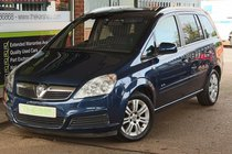 Vauxhall Zafira 1.7CDTI 16V ECOFLEX  ELITE 110PS