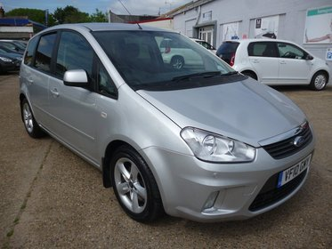 Ford C-Max 1.8 TDCI ZETEC 115PS
