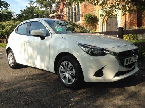 Mazda 2 1.5 SKYACTIV-G SE 75PS (2016 16 PLATE) OVER £3500 SAVING ON LIST PRICE, COVERED ONLY 760 MILES, ONLY 20 POUNDS A YEAR TO TAX