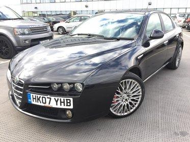 Alfa Romeo 159 2.4 JTDM LUSSO QTRONIC
