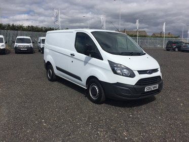 Ford Transit CUSTOM 270 LR P/V  NO VAT !!!!!