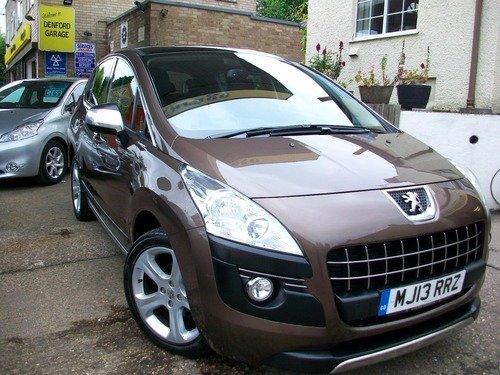 Peugeot 3008 1.6 HDI FAP 115 ALLURE