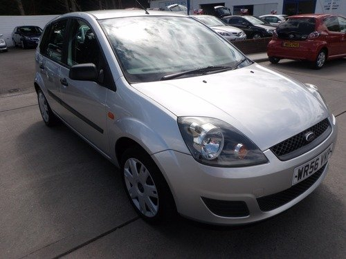 Ford Fiesta 1.4I 16V STYLE CLIMATE